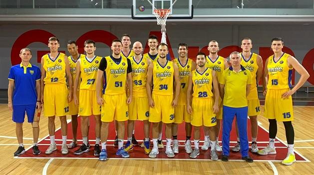 Представляем вам состав баскетбольной команды «БАРС-РГЭУ» в сезоне 2021/2022