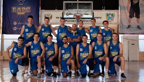Общее фото команды